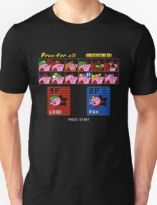 Super Kirby Brothers T-Shirt