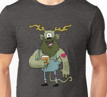 Saison Beer Monster Unisex T-Shirt