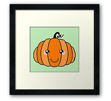 Pumpkin - Halloween collection Framed Print