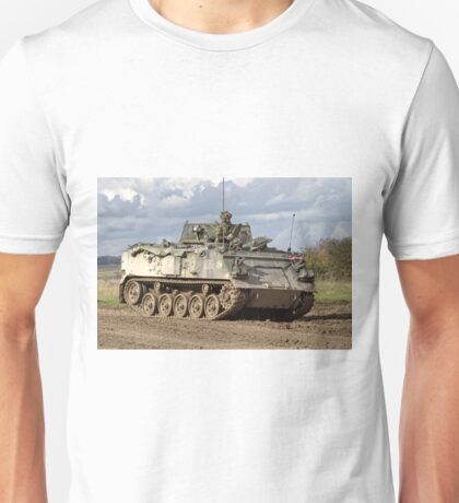 A British Army FV432 Armoured Personnel Carrier Unisex T-Shirt