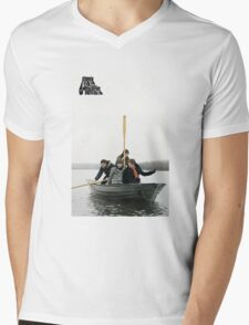 Alex Turner Mens V-Neck T-Shirt