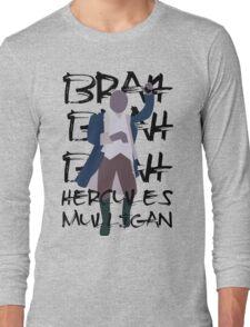 Hercules Mulligan- Hamilton Long Sleeve T-Shirt