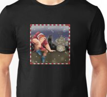 Notre Dame in Christmas Unisex T-Shirt