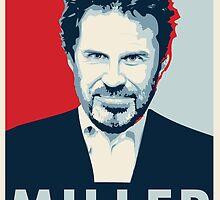 Dennis Miller by rightposters
