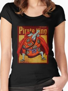 PIRATE KING 2 Women's Fitted Scoop T-Shirt