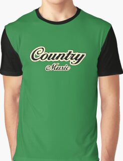 Vintage country music Graphic T-Shirt