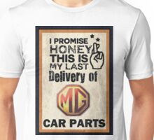 MG Car parts Unisex T-Shirt