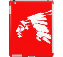 Whirling Horse Sioux Indian Chief iPad Case/Skin