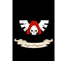 Angels of Vengeance - Warhammer Photographic Print