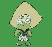 Chibi Peridot Baby Tee