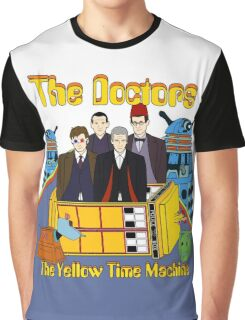 The Yellow Time Machine Graphic T-Shirt