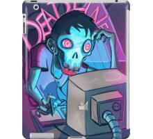 Deadline iPad Case/Skin