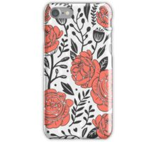 Orange Garden iPhone Case/Skin