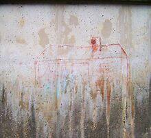 Haus im Regen by emilys
