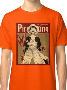 PIRATE KING 7 VINTAGE Classic T-Shirt
