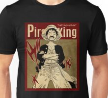PIRATE KING 7 VINTAGE Unisex T-Shirt