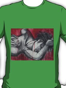 Woman In Love 2 - Female Nude T-Shirt