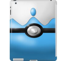 Dive Ball iPad Case/Skin