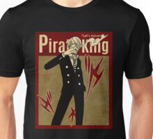 PIRATE KING 9 VINTAGE Unisex T-Shirt