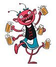 Marzen Beer Monster by striffle