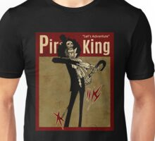 PIRATE KING 10 VINTAGE Unisex T-Shirt