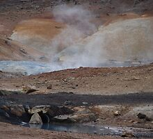 Icelandic Hot Springs by HannahLstaples