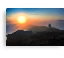 Spellbinding Sunrise Canvas Print