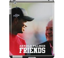 Friends Wood Palmer iPad Case/Skin