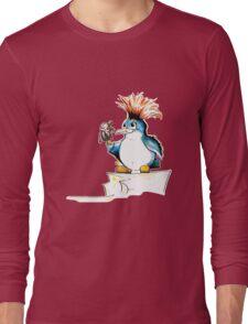 Penguin Punk Long Sleeve T-Shirt