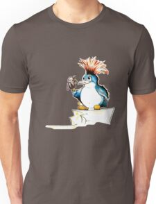 Penguin Punk Unisex T-Shirt
