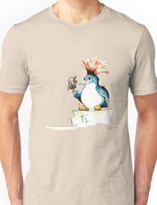 Penguin Punk Unisex T-Shirt