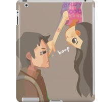 Captain Boop iPad Case/Skin