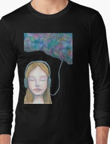 Sound Cloud Long Sleeve T-Shirt