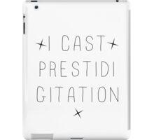 Prestidigitation iPad Case/Skin
