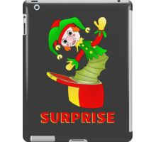 SURPRISE Jack in the Box iPad Case/Skin