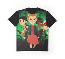 Stranger Green Graphic T-Shirt
