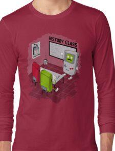 History Class Long Sleeve T-Shirt