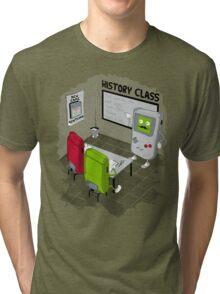 History Class Tri-blend T-Shirt