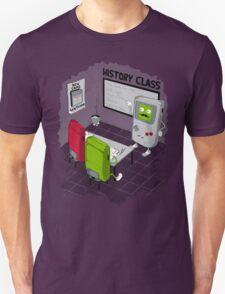 History Class Unisex T-Shirt