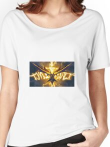Zapping like a Zapdos! Women's Relaxed Fit T-Shirt