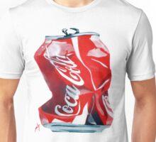 Crushed Coke Unisex T-Shirt