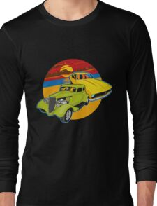 Checking out the sunset Long Sleeve T-Shirt