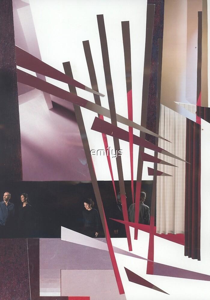 Theater Bühne by emilys