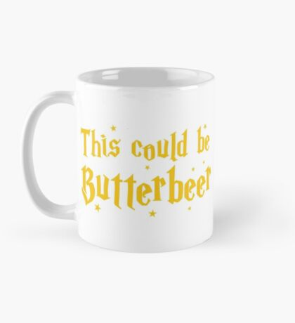 This could be butterbeer Mug