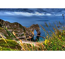 Iconic Durdle Door on the Jurassic Coast  Photographic Print