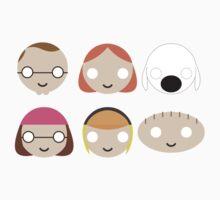 Family Guy - Circley! Kids Clothes