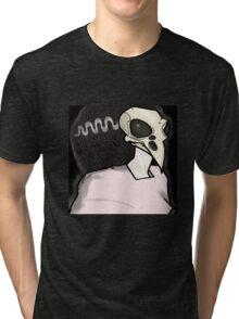 Crow bride Tri-blend T-Shirt