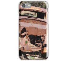 Old Fords never rust! iPhone Case/Skin