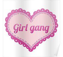 Girl Gang Poster