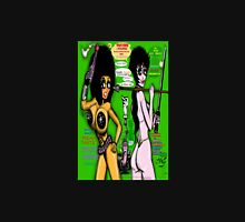 Space Chick & Nympho: Vampire Warrior Party Girl Comix #1 - Comic Book Cover Unisex T-Shirt
